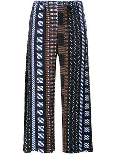 printed pants Issey Miyake