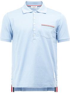 футболка-поло Thom Browne