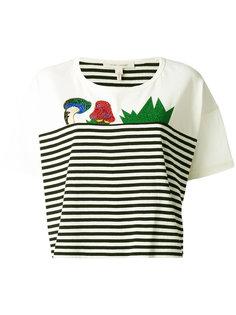 полосатая футболка Julie Verhoeven Marc Jacobs