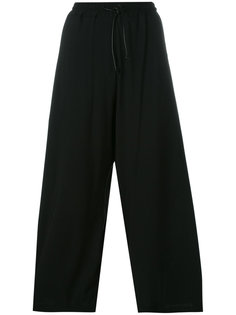 drawstring cropped trousers Isabel Benenato