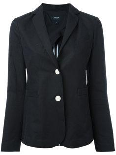 пиджак с застежкой на две пуговицы Armani Jeans