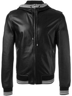 спортивная куртка с капюшоном Dolce & Gabbana