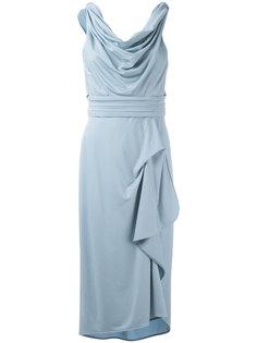 draped dress Rossella Jardini