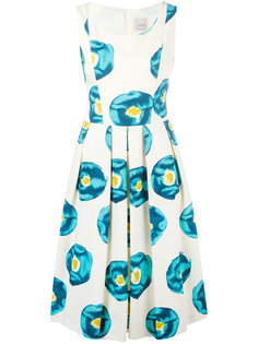printed midi dress Eggs