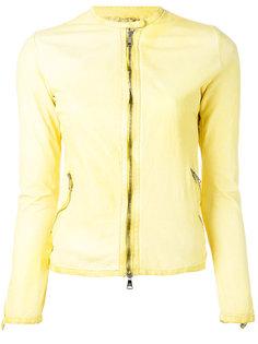 пиджак с застежкой-молнией Giorgio Brato