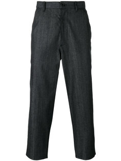 укороченные джинсы Comme Des Garçons Shirt Boys