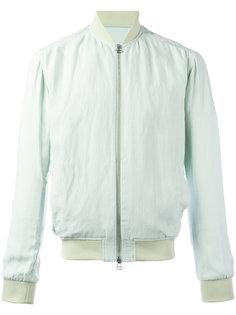классическая куртка-бомбер Qasimi