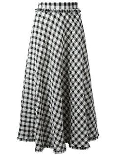 checked skirt  Rossella Jardini