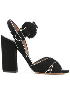contrast stitch sandals Tabitha Simmons