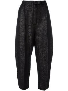 укороченные свободные брюки Boboutic