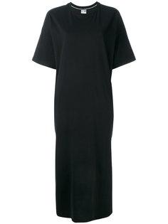 платье-футболка с принтом-логотипом Puma
