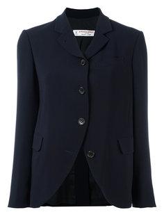 пиджак с закругленным подолом Alberto Biani