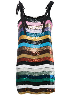 Sabrina sequin embellished top Attico