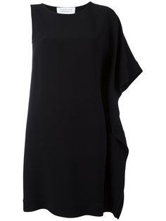 one shoulder dress Gianluca Capannolo
