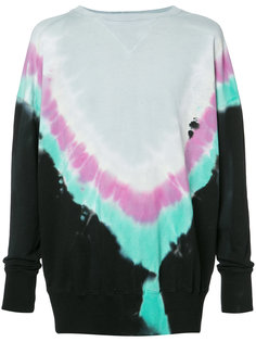 tie-dye sweatshirt Faith Connexion