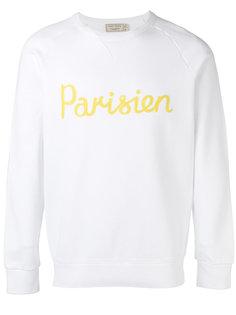 Parisien sweatshirt  Maison Kitsuné