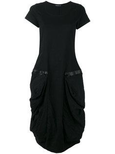 платье со свободной юбкой Rundholz
