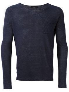 long sleeve T-shirt Roberto Collina