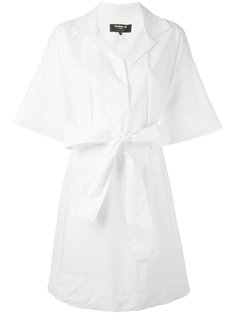 wide-arm shirt dress Paule Ka