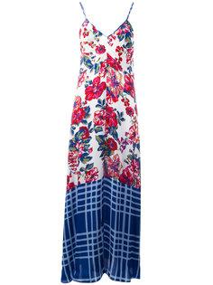 Narret floral print dress Dondup