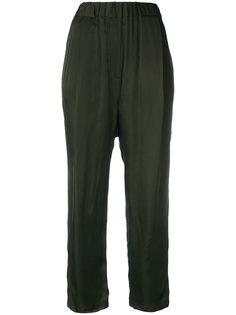 Укороченные брюки с эластичным поясом  Damir Doma