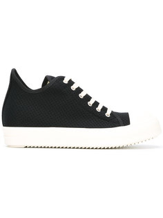 perforated sneakers Rick Owens DRKSHDW