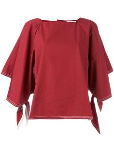 блузка в матросском стиле Chloé