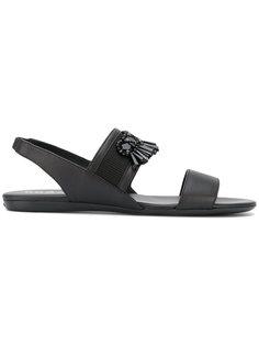 embellished sandals Hogan