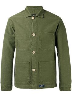 куртка-рубашка Bleu De Paname