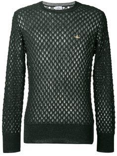 open knit jumper Vivienne Westwood Man
