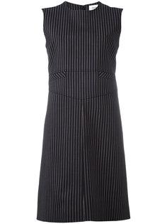 платье в тонкую полоску Courrèges