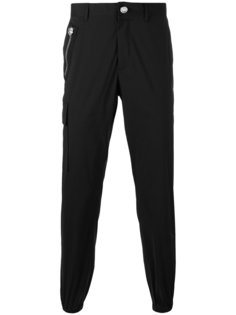 zipped pockets trousers  Versus