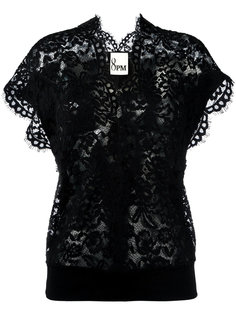 lace blouse  8pm