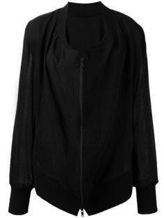 легкая куртка на молнии Ann Demeulemeester