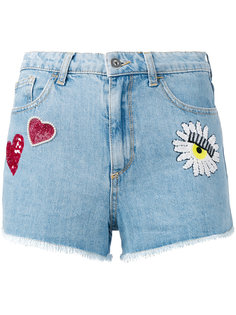 Flirting shorts Chiara Ferragni