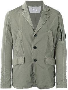 куртка-пиджак с карманом на рукаве CP Company