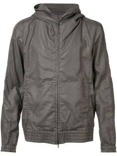 hooded jacket  Attachment