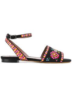 Petal flat sandals Tabitha Simmons