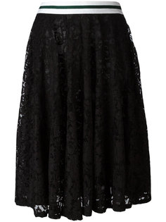 lace midi skirt  Ainea