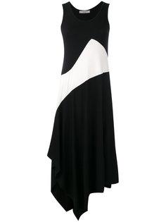 платье с асимметричными панелями D.Exterior