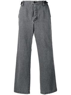 широкие брюки Sacai