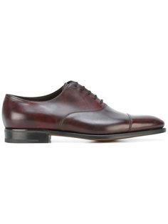 туфли на шнуровке John Lobb