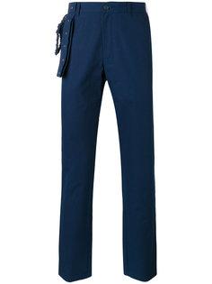саржевые брюки  Craig Green