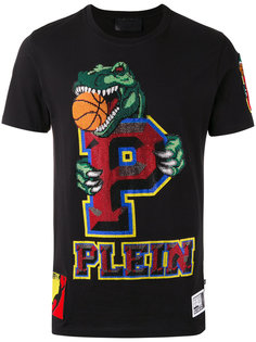 футболка с логотипом Philipp Plein