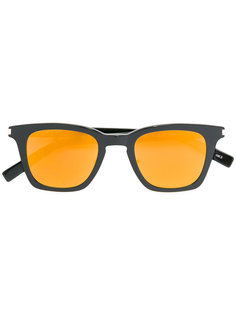 солнцезащитные очки Slim SL 138 Saint Laurent