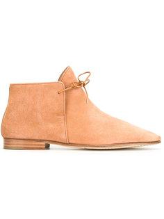 ботинки на шнуровке Nehera