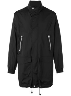 zip-up jacket Versus