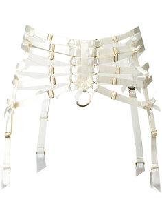 webbed suspender belt Bordelle