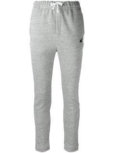 спортивные брюки с принтом звезды Haus By Ggdb