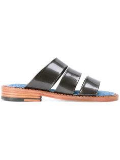 сандалии Blur Iron Robert Clergerie
